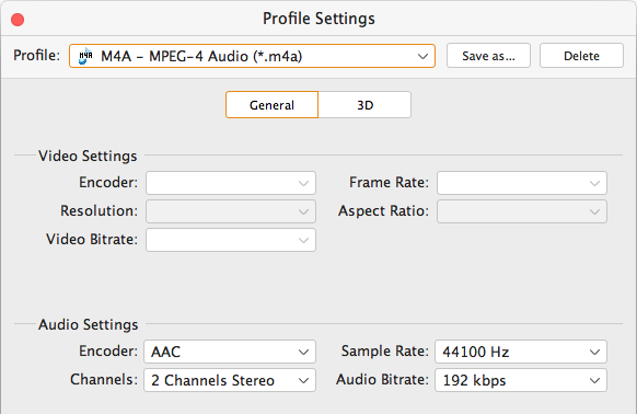 How to Extract Audio form MP4 and Save to M4A for Mac & PC