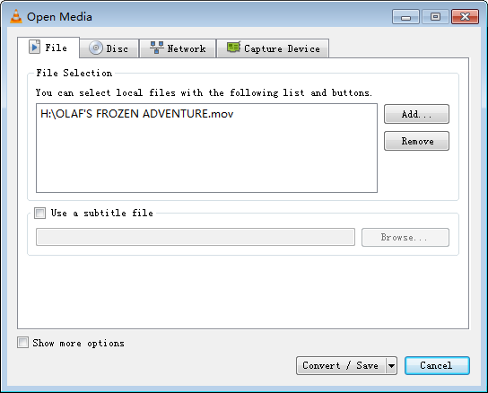 How Can You Convert MOV File to MP4 with VLC [SOLVED]