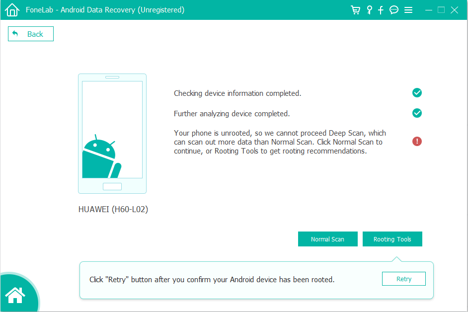 How to Recover Deleted Photos from LG Phone [Quick, Easy