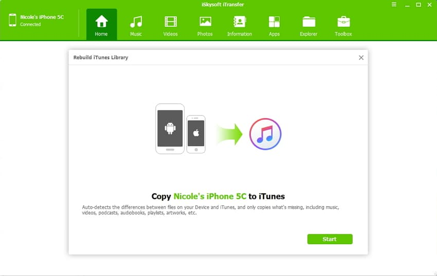 How to Recover Lost iTunes Library after Hard Drive Failure | AppGeeker