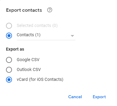 How to Transfer Contacts from LG to iPhone [Quick, Easy]