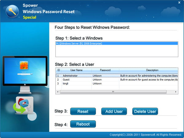 4 Ways to Reset Forgotten Windows Server 2016 Password